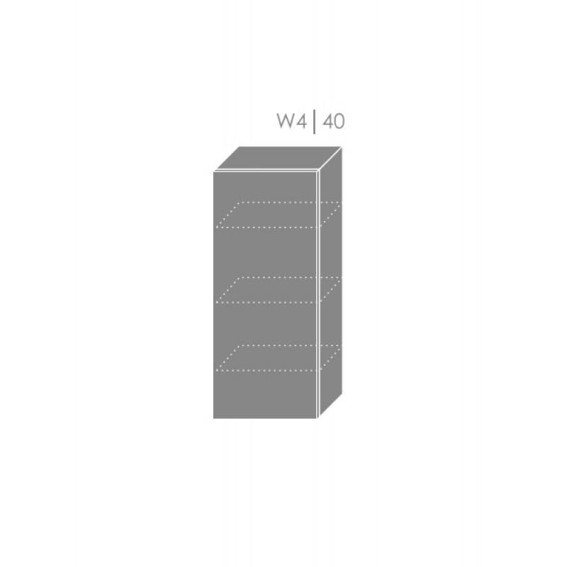 ArtExt Kuchynská linka Pescara Kuchyňa: Horná skrinka W4/40 / (ŠxVxH) 40 x 96 x 32,5 cm