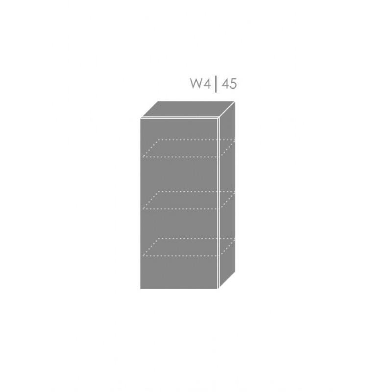 ArtExt Kuchynská linka Pescara Kuchyňa: Horná skrinka W4/45 / (ŠxVxH) 45 x 96 x 32,5 cm