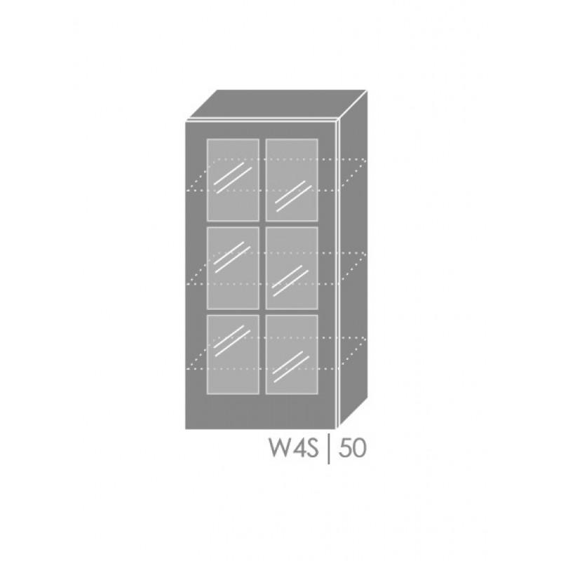 ArtExt Kuchynská linka Pescara Kuchyňa: Horná skrinka W4S/50 / (ŠxVxH) 50 x 96 x 32,5 cm
