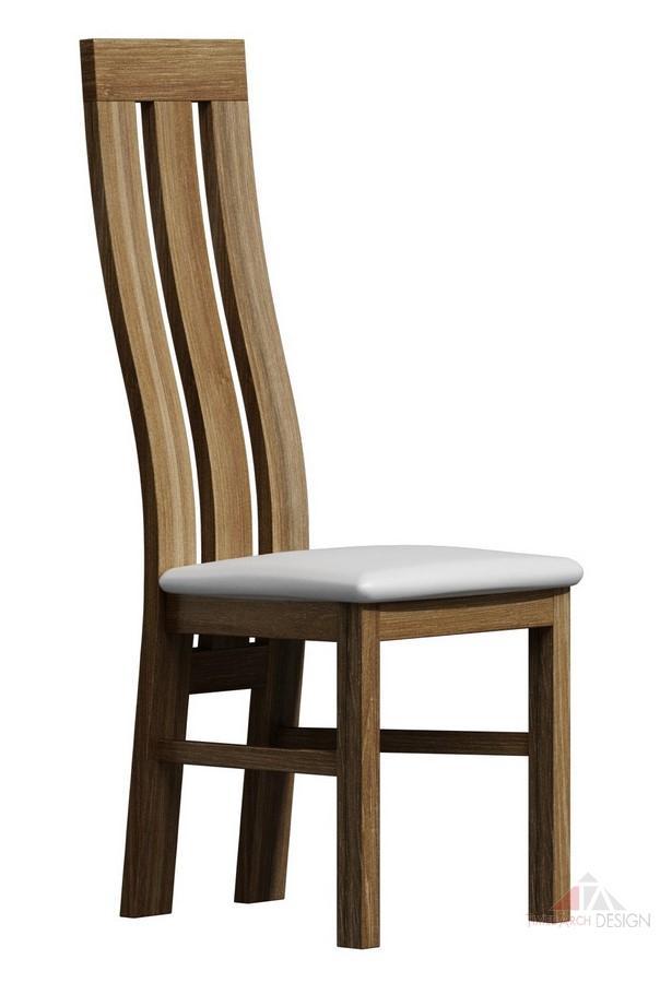 JarStol Jedálenská stolička Paris Farba: dub strirling