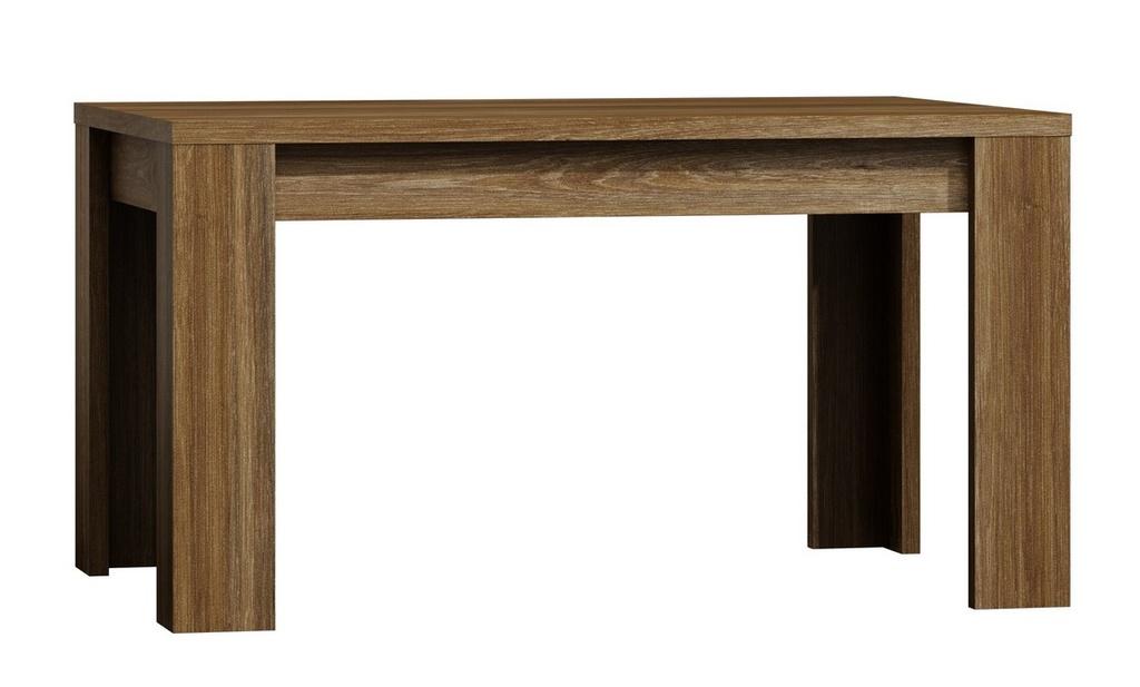 JarStol Jedálenský stôl Paris 120 Farba: dub strirling