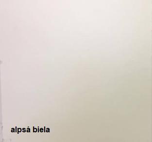 JarStol Konferenčný stolík Eryk konferenčný stolík: biela alpská