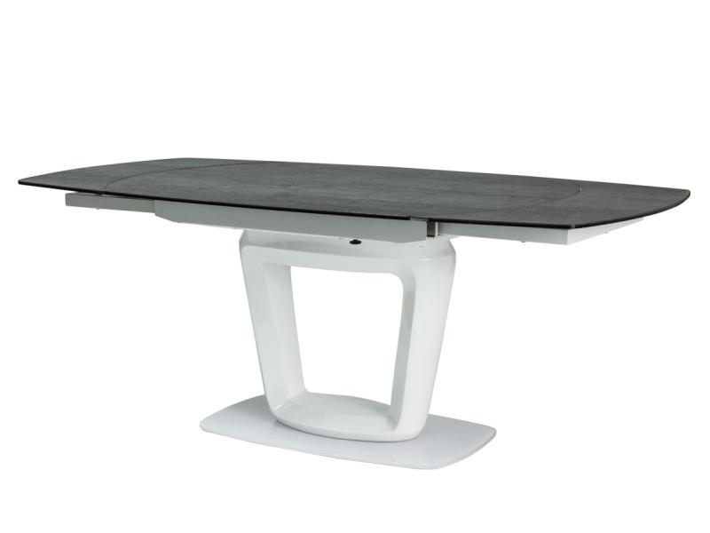 Signal Rozkladací jedálenský stôl Claudio Ceramic