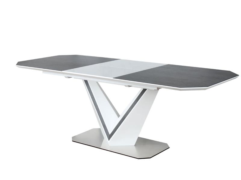 Signal Rozkladací jedálenský stôl VALERIO CERAMIC
