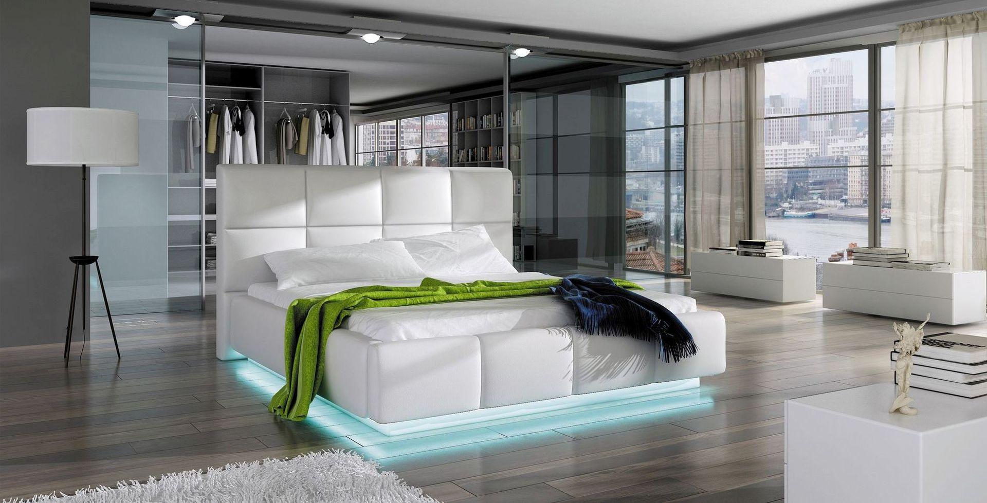 Wersal Manželská posteľ Asti rozmer: 140 x 200 cm