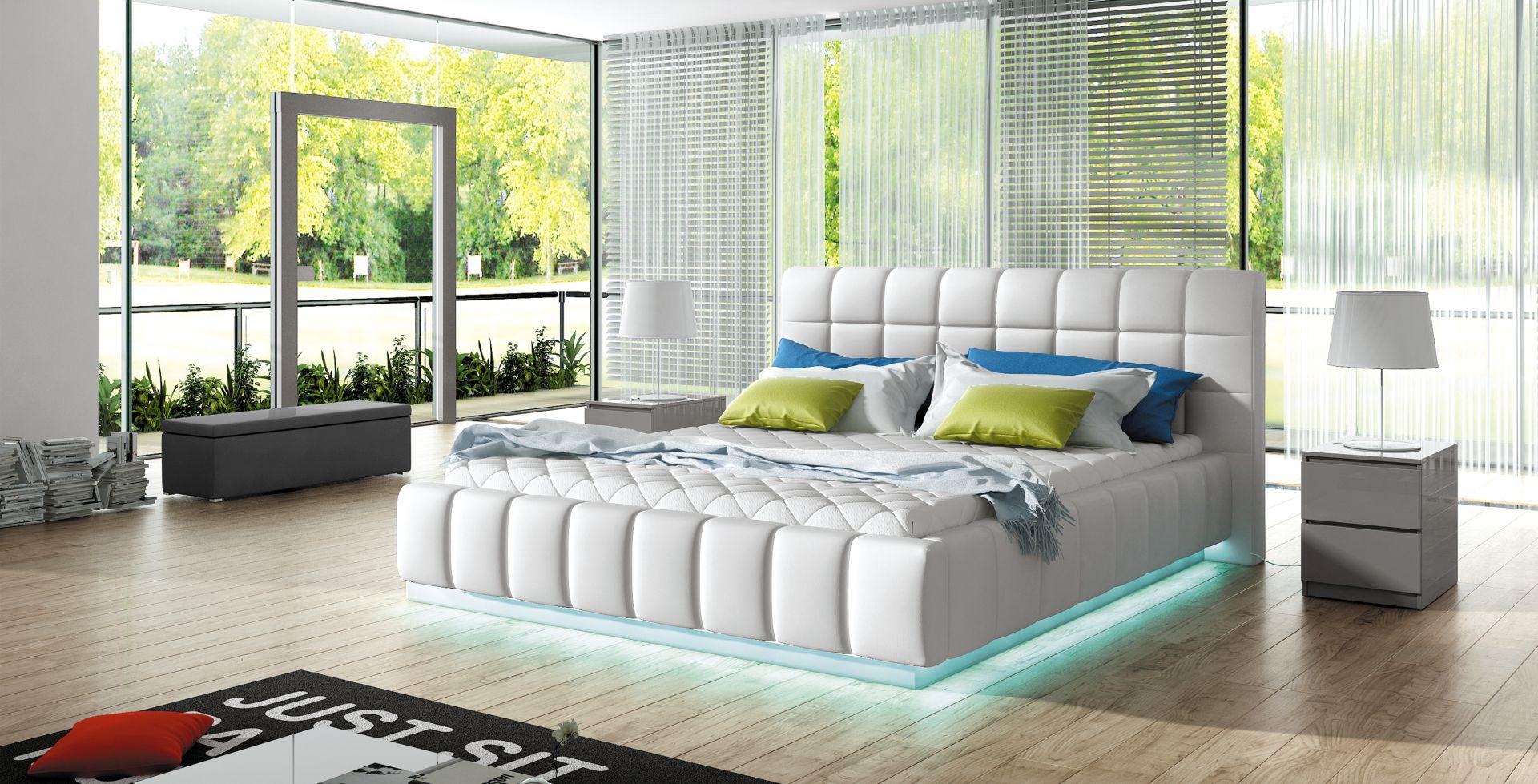Wersal Manželská posteľ Prato rozmer: 140 x 200 cm