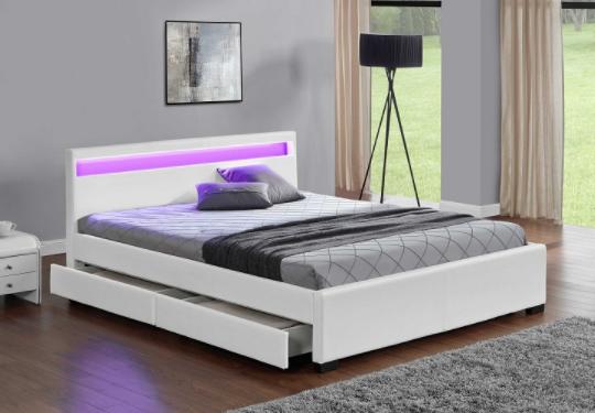 Tempo Kondela Manželská posteľ Clareta Prevedenie: 160 x 200 cm