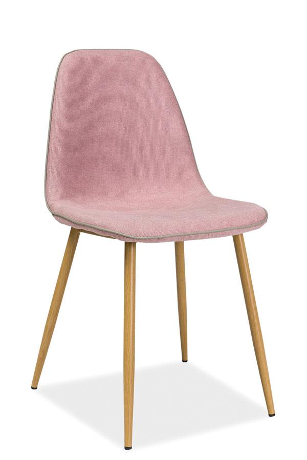 Signal Jedálenská stolička Dual Farba: Ružová