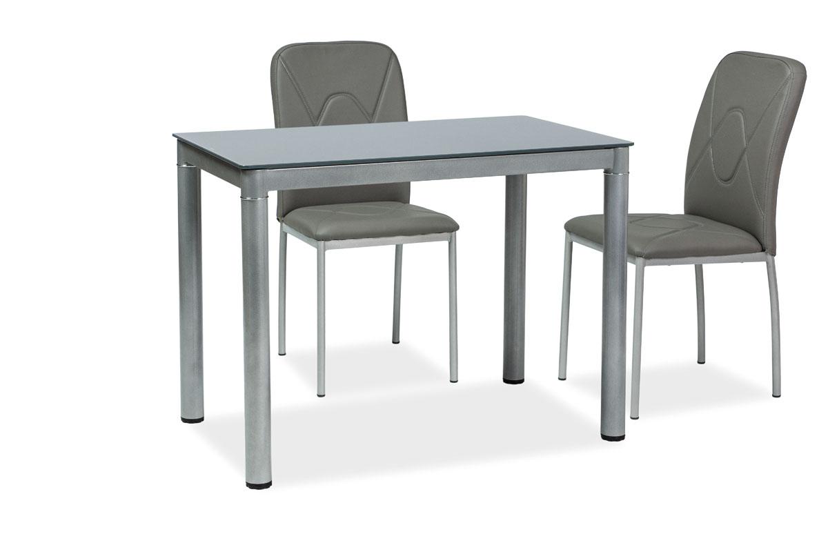 Signal Jedálenský stôl Galant Farba: Sivá