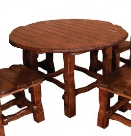 Drewmax Záhradná zostava MO210 Prevedenie: Stôl