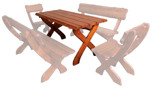 Drewmax Záhradná zostava MO230 Prevedenie: Stôl