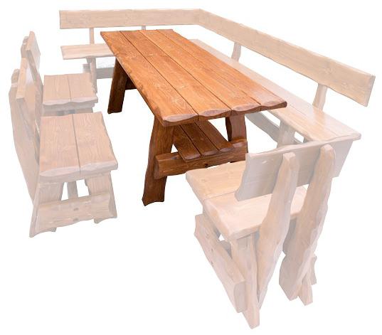 Drewmax Záhradná zostava MO264 Prevedenie: Stôl