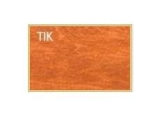 Drewmax Ozdobný štvorcový drevený kvetináč MO271 Farba: Tik