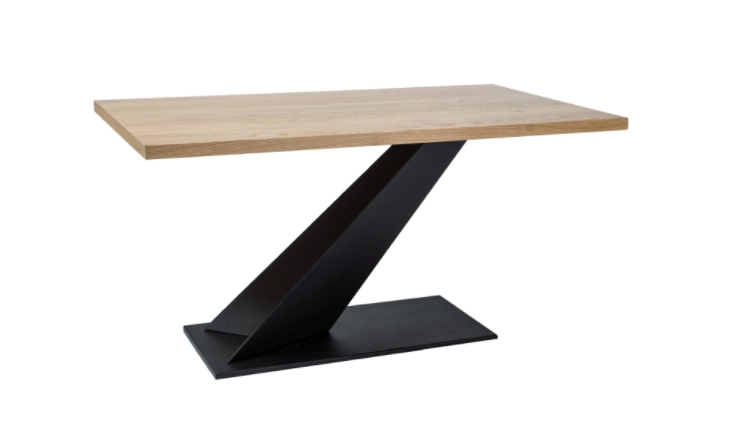 Signal Jedálenský stôl ARROW / dubové drevo stoly: 78 x 90 x 150 cm
