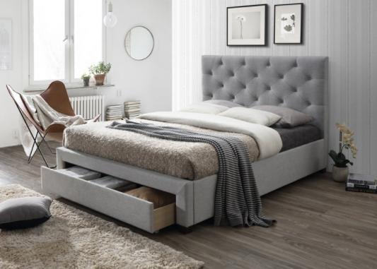 Tempo Kondela Manželská posteľ Santola Prevedenie: 160 x 200 cm