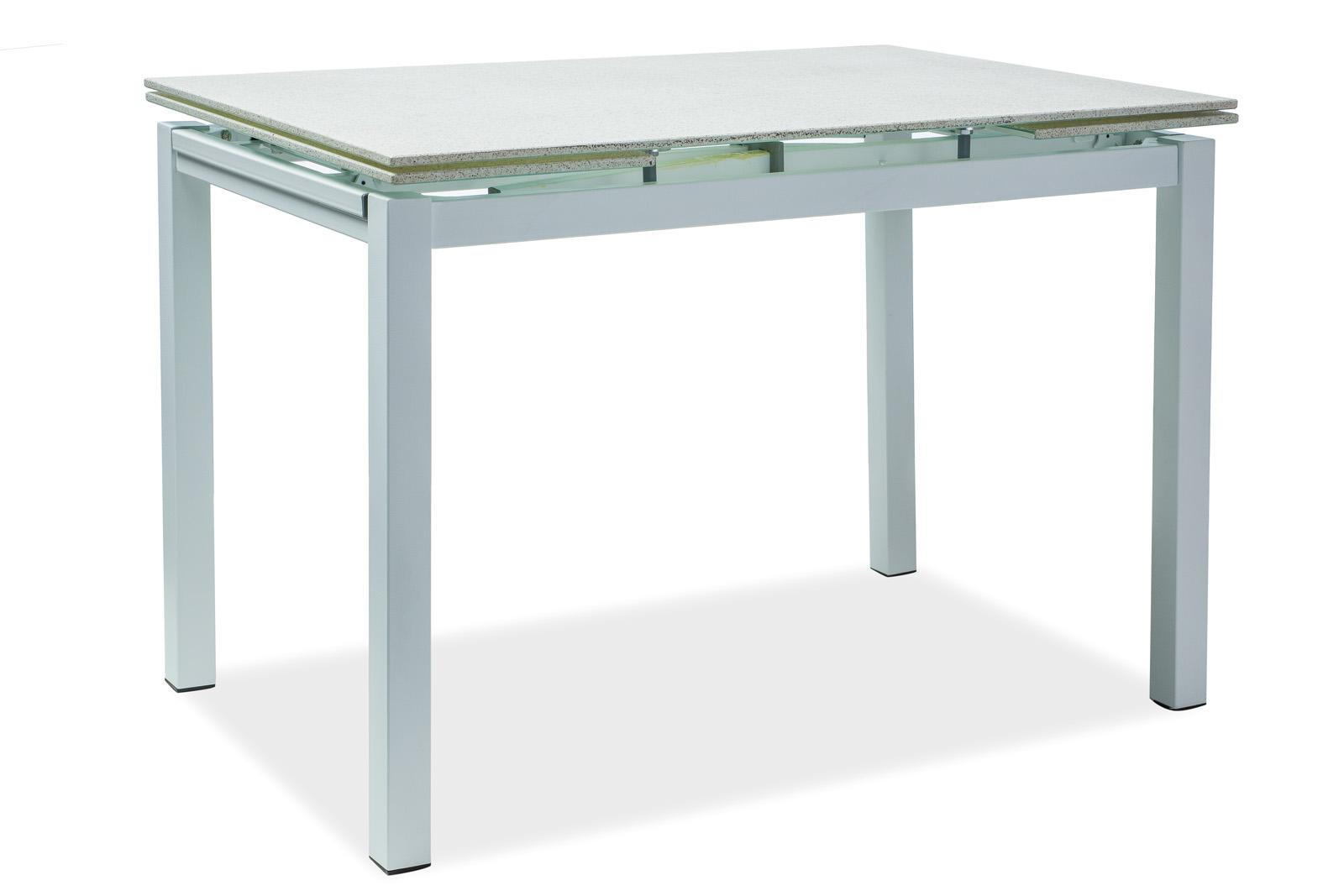 Signal Jedálenský stôl Turin Farba: Biela