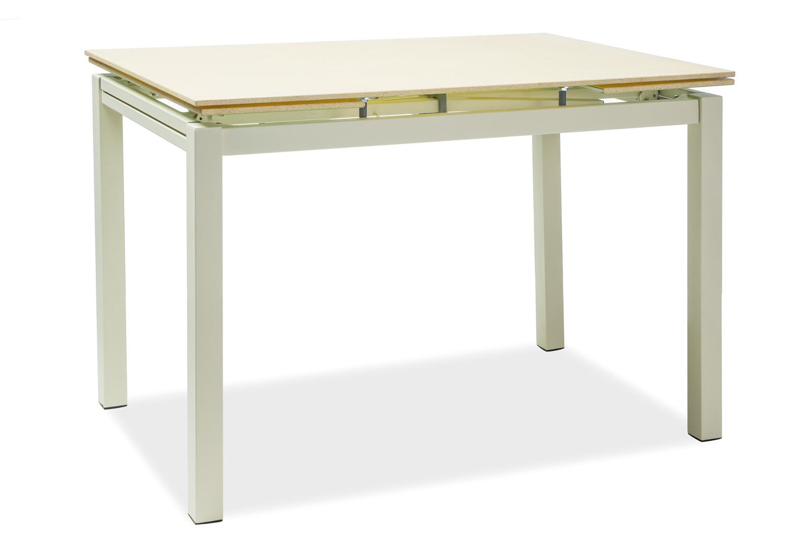 Signal Jedálenský stôl Turin Farba: Béžová