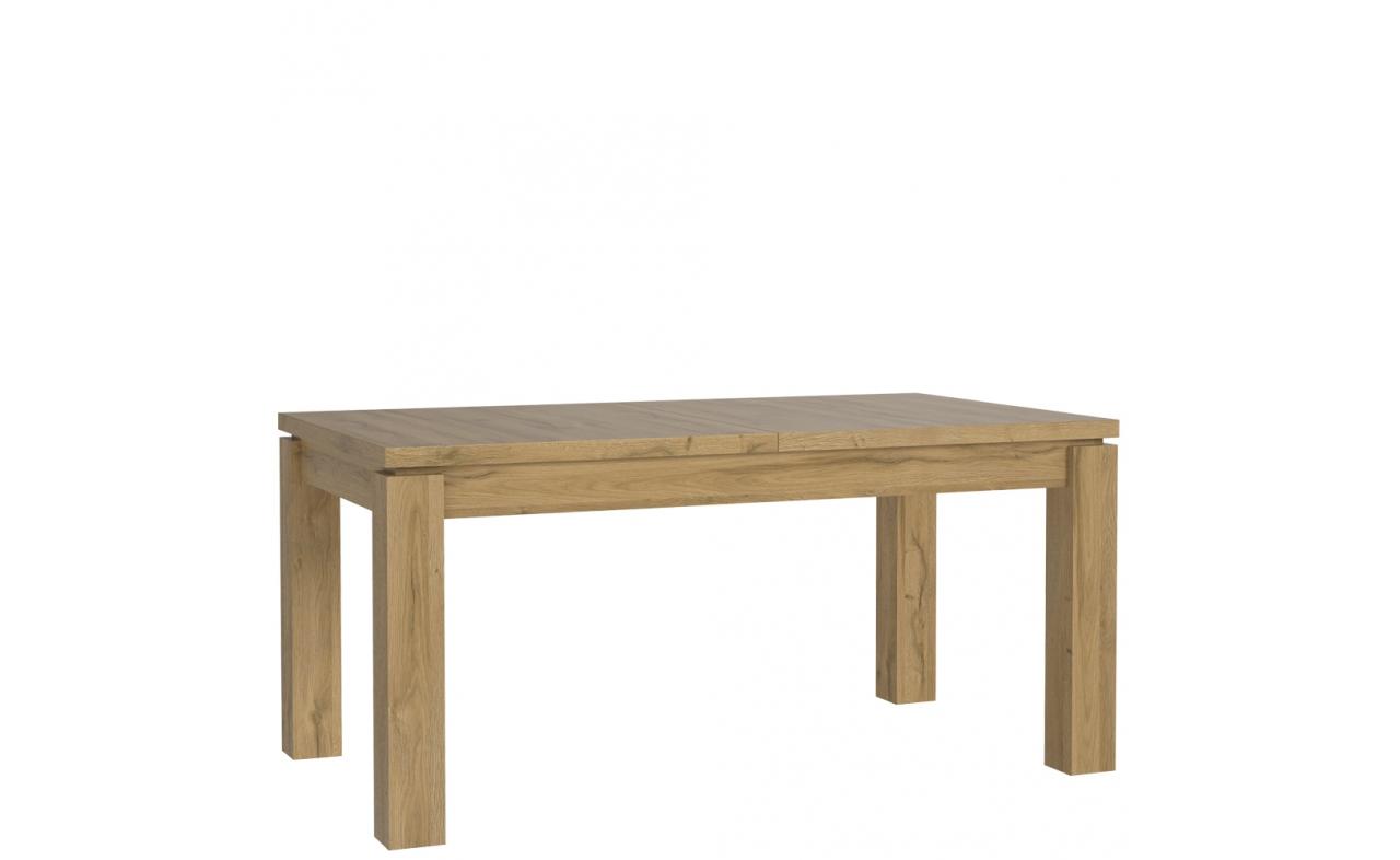 Forte Rozkladací jedálenský stôl HAVANNA ALCT44-D67