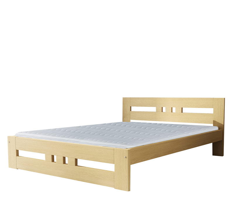 Dolmar Drevená posteľ Roma Prevedenie: 180 x 200 cm
