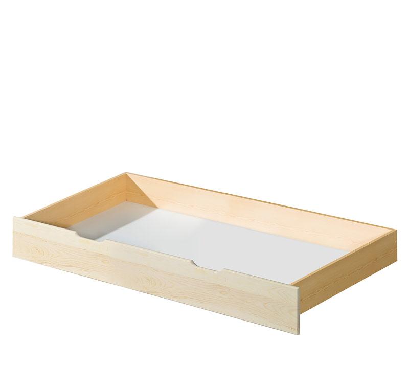Dolmar Drevená posteľ Marika Prevedenie: Úložný priestor pod posteľ
