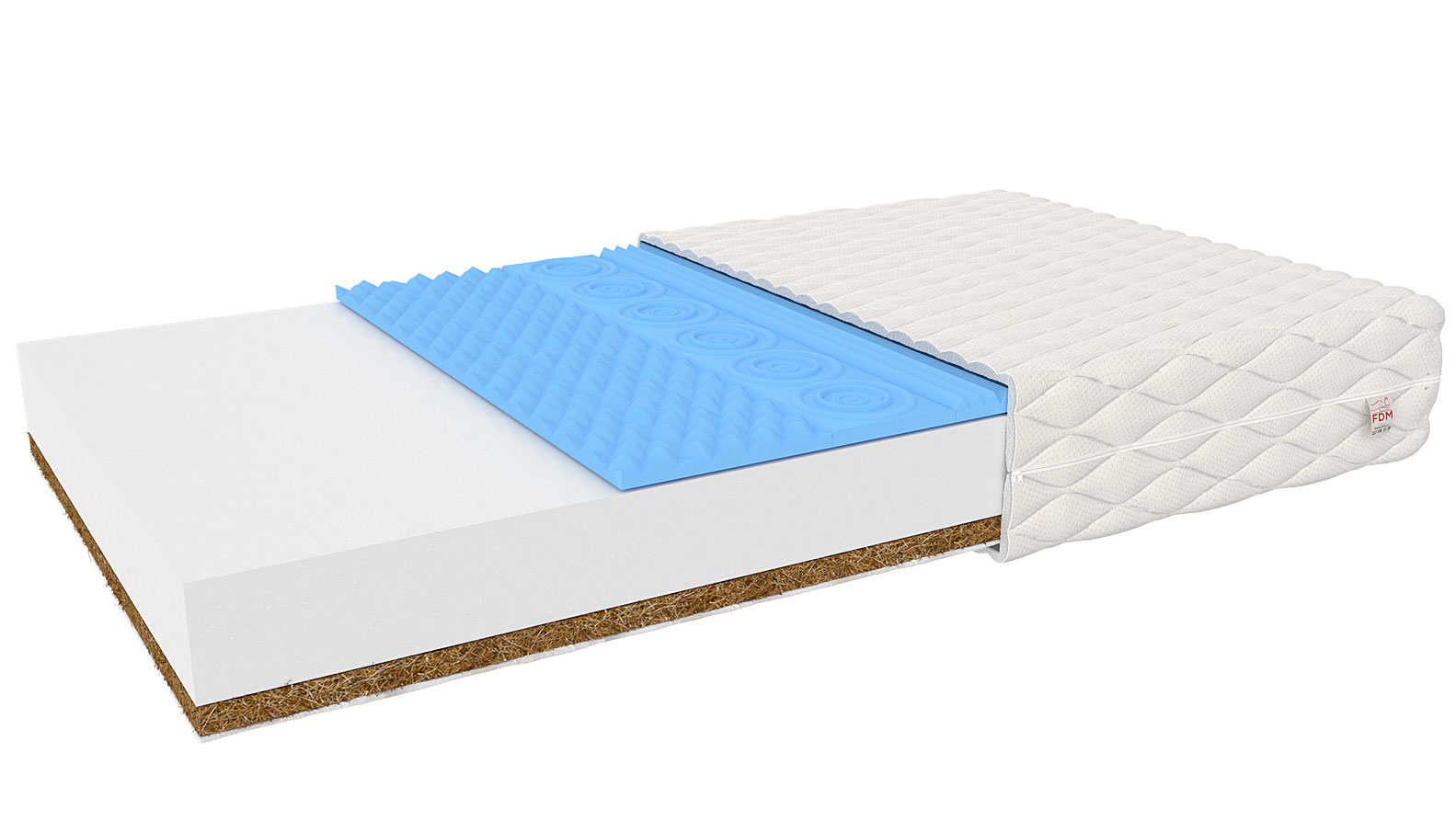 FDM Detský matrac Sorento Prevedenie: 70 x 120 cm