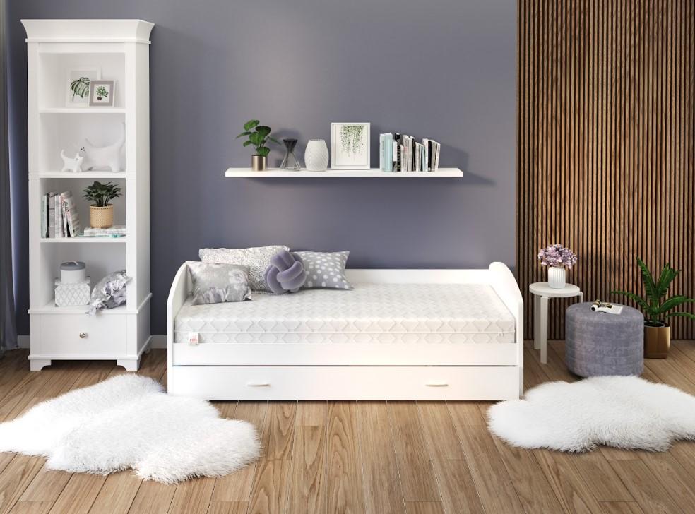 FDM Detský matrac Alba Prevedenie: 70 x 160 cm