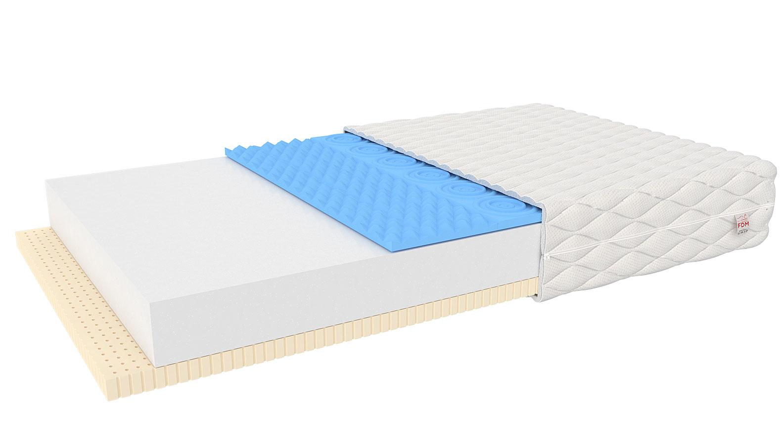 FDM Matrac Neapol Prevedenie: 160 x 200 cm