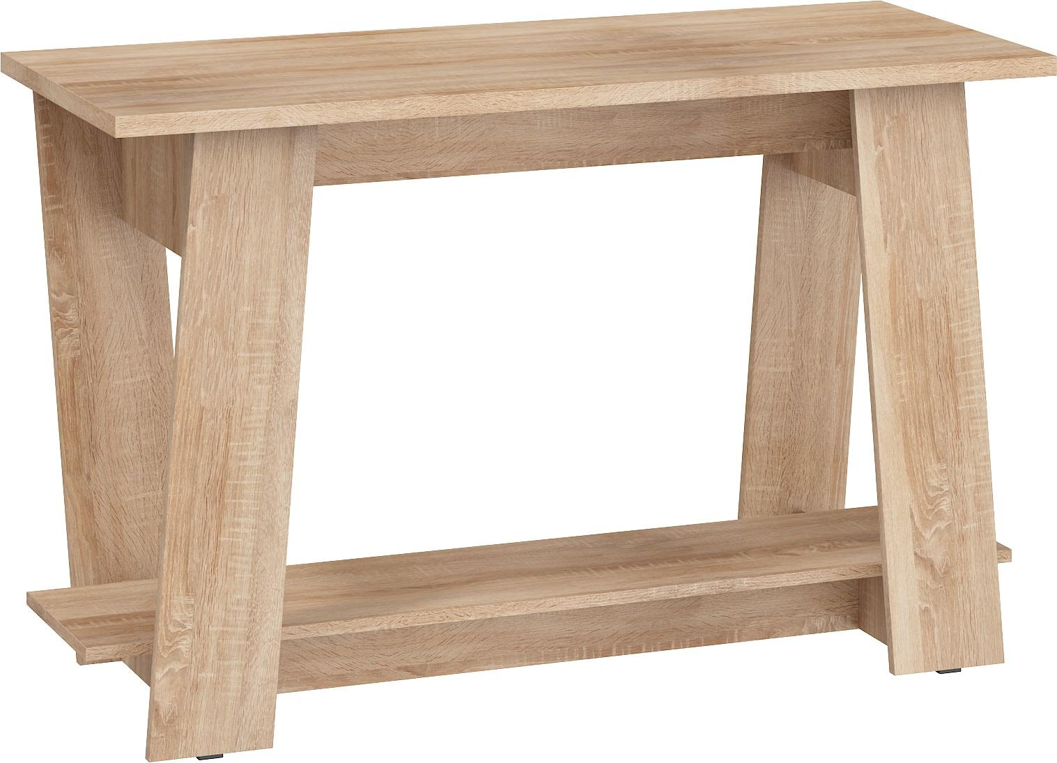 WIP Písací stolík Via 01 Farba: dub sonoma svetlá
