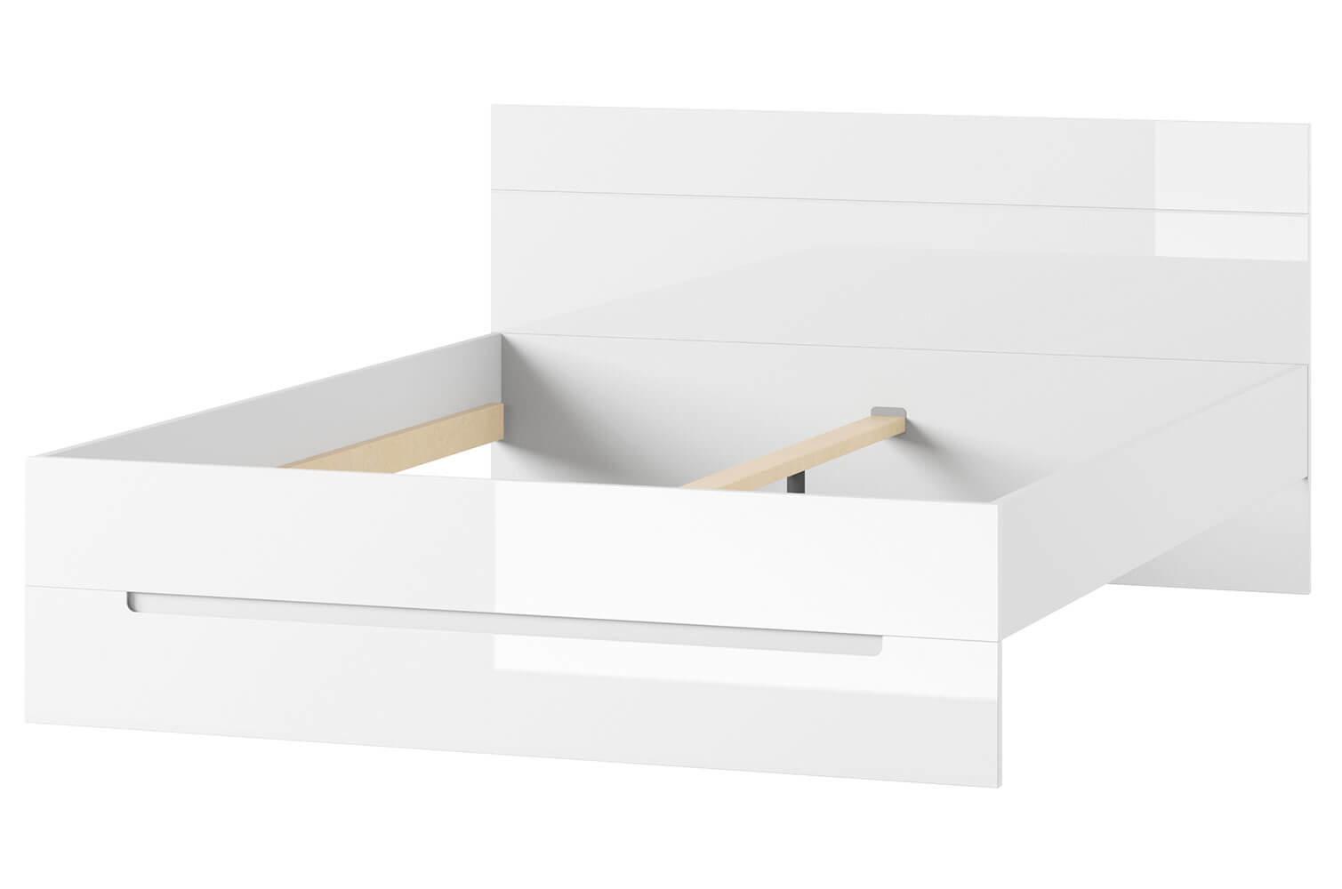 Szynaka Manželská posteľ Selene 33 biela Prevedenie: Manželská posteľ 180 x 200 cm