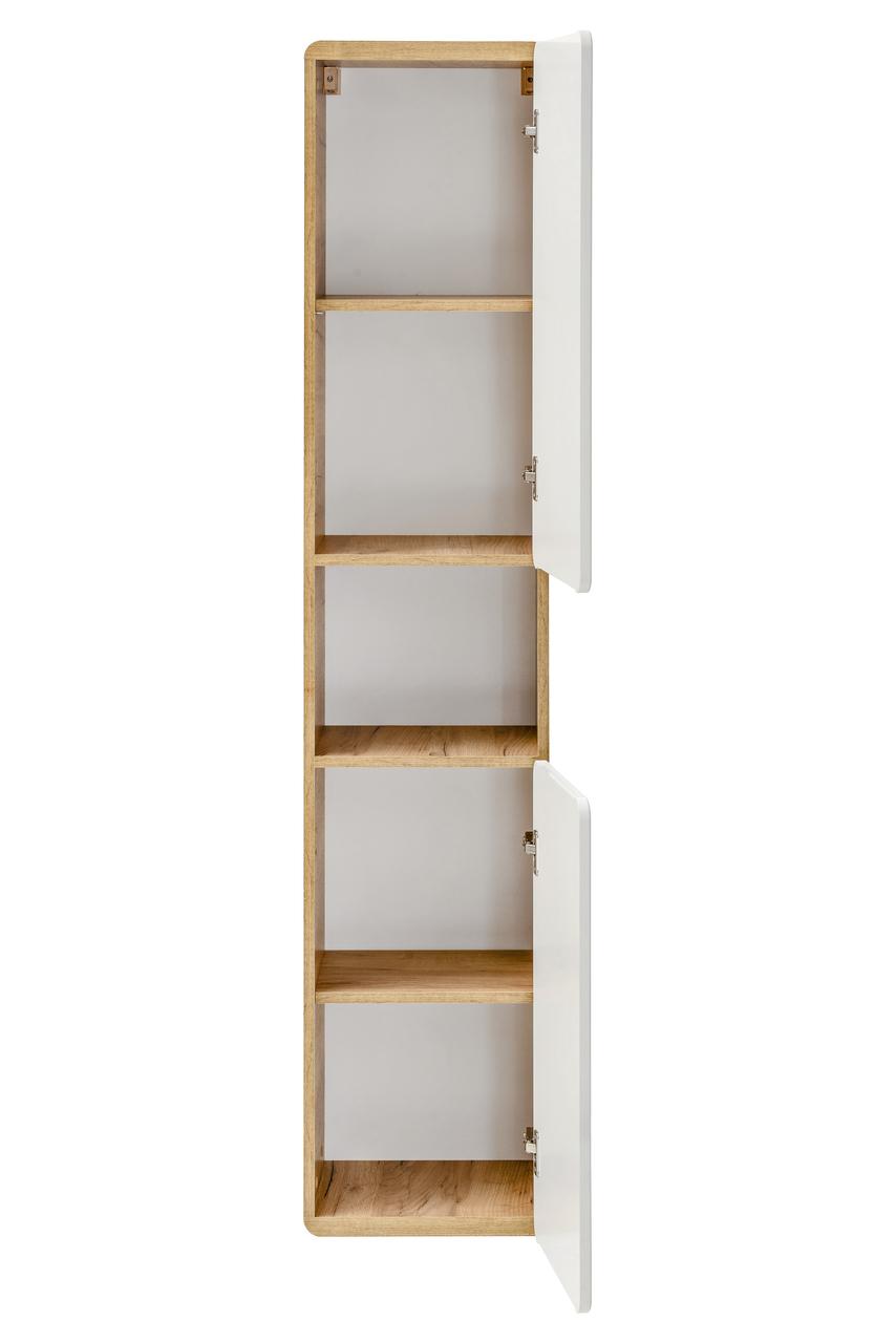 ArtCom Kúpeľňová zostava ARUBA Typ: Vysoká skrinka 800 - 170 x 35 x 32 cm