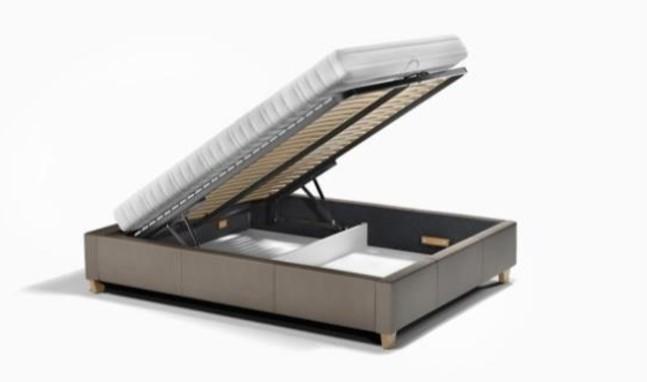 7cb4ab28fd ArtMarz Úložný box pod posteľ MARZ Prevedenie  Otváranie spredu