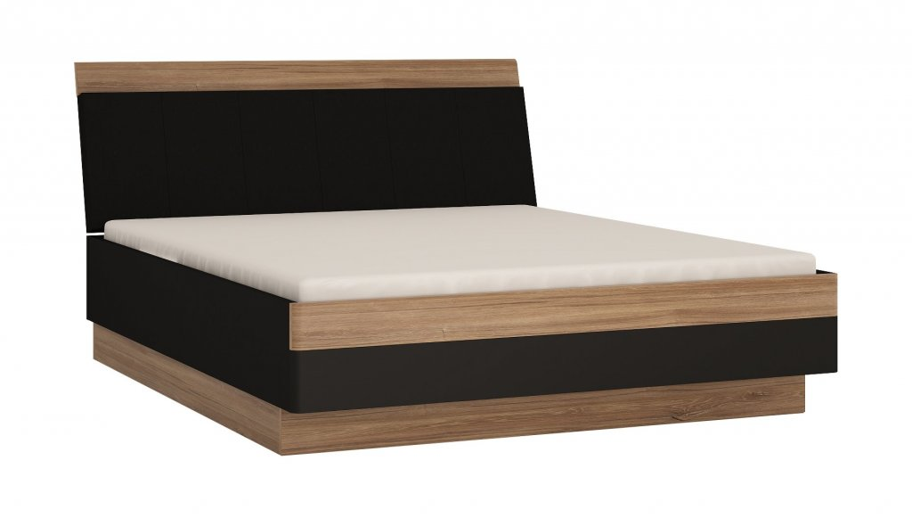 ArtExt Manželská posteľ MONACO TYP MOAL02 160x200 Prevedenie: Manželská posteľ TYP MOAL02 160x200 cm