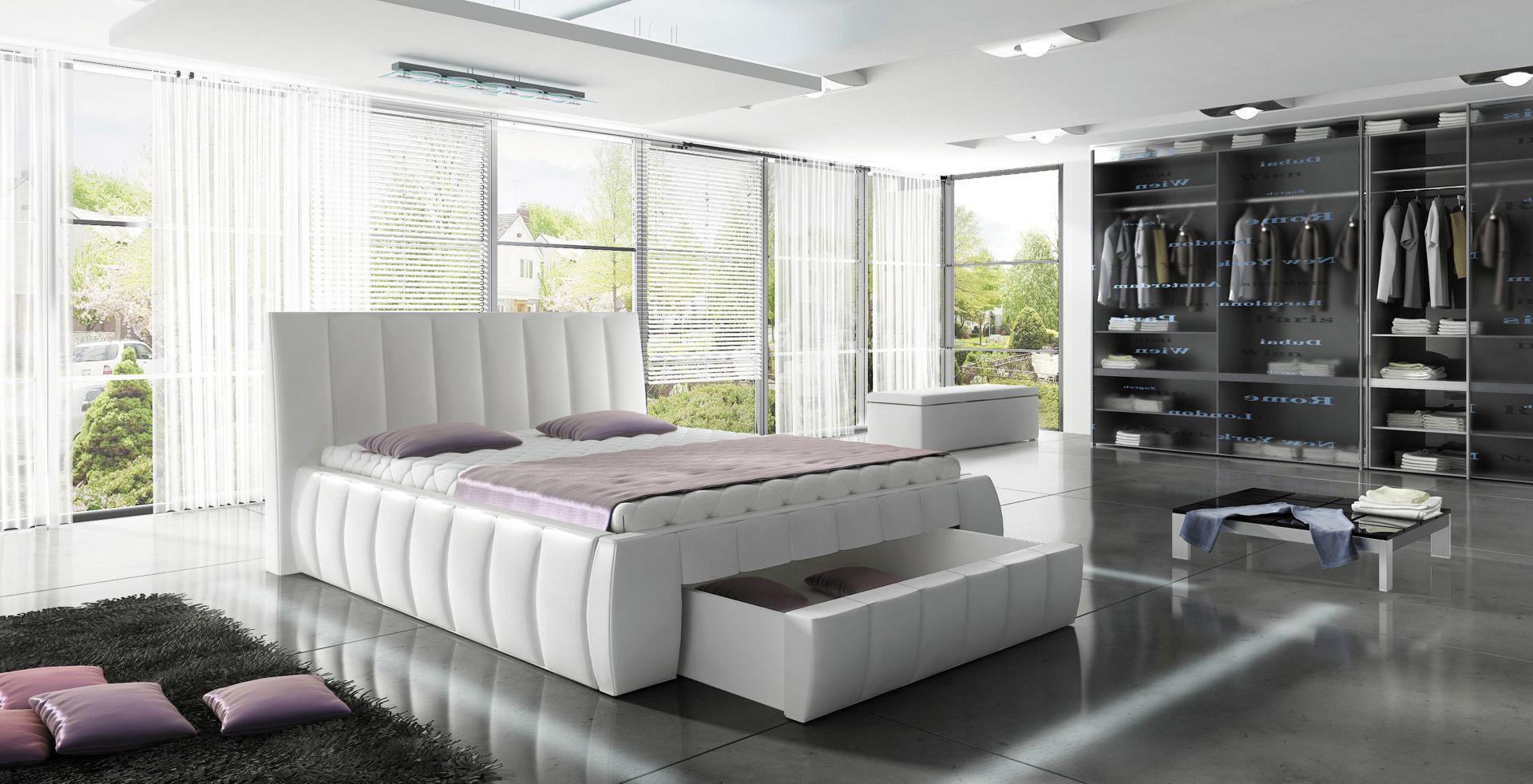 Wersal Manželská posteľ ROMA / 180 x 200