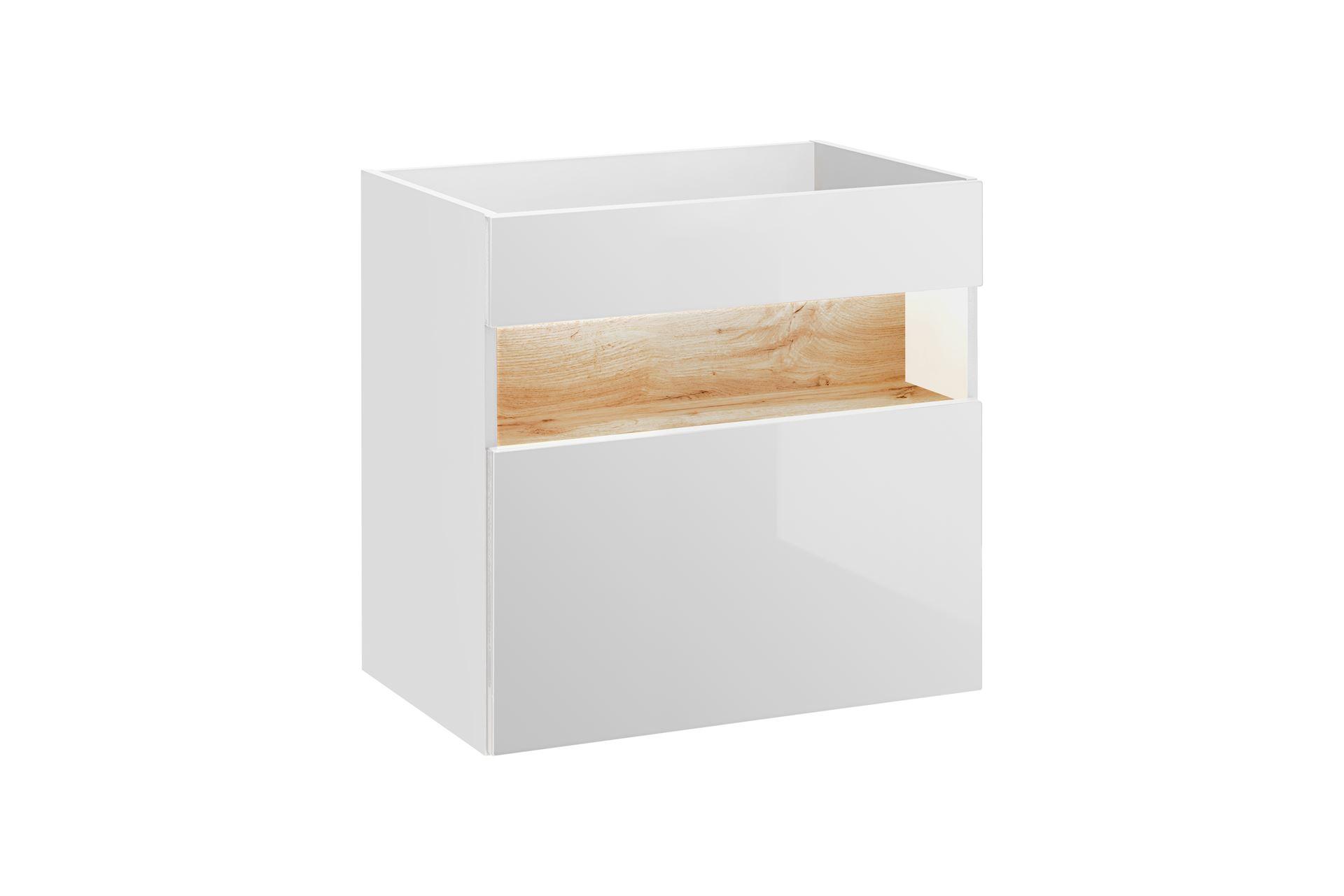 ArtCom Kúpeľňová zostava BAHAMA White Bahama: skrinka pod umývadlo 60 cm - 820   67 x 60 x 46