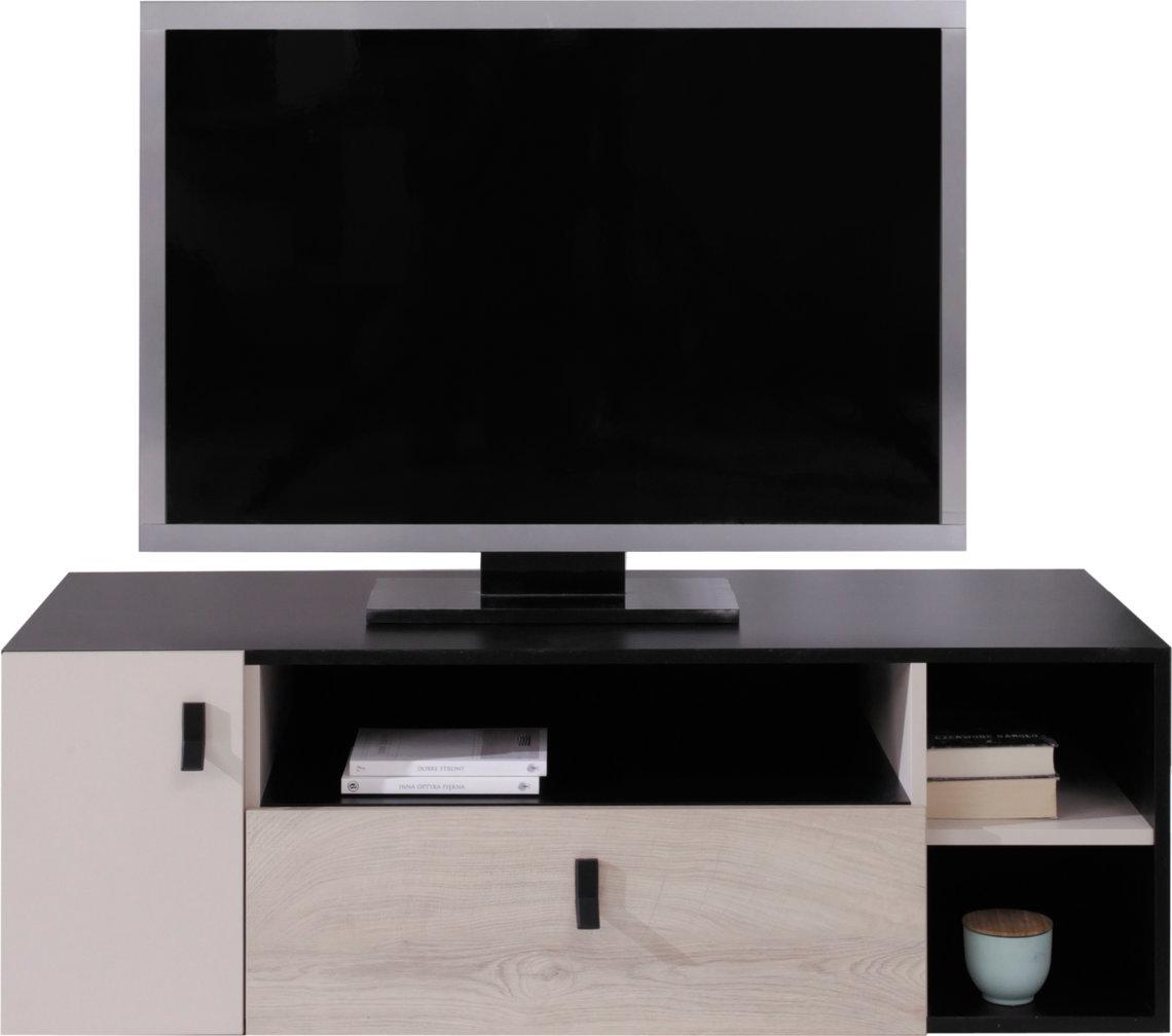Meblar TV stolík Planet PL10 Farba: Čierna