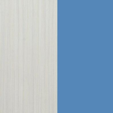 Meblar Šatníková skriňa Komi KM2 Farba: Modrá