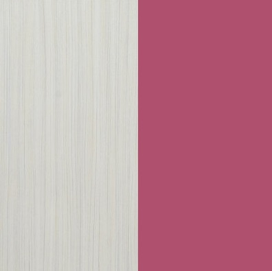 Meblar Šatníková skriňa Komi KM2 Farba: Ružová