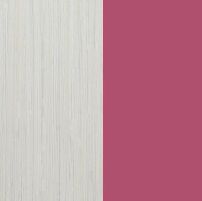 Meblar Regál Komi KM4 Farba: Ružová