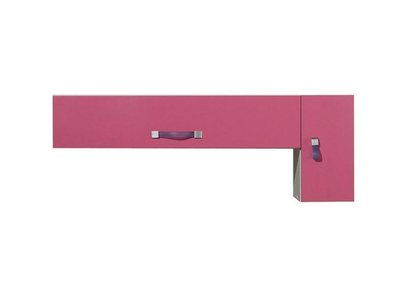 Meblar Závesná skrinka Komi KM11 Farba: Ružová