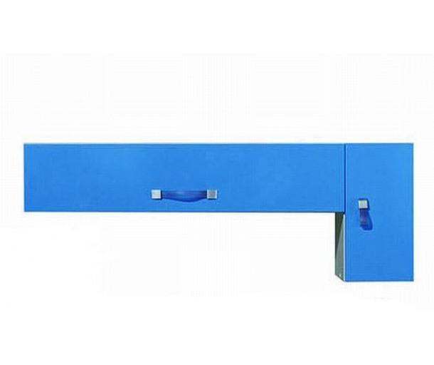 Meblar Závesná skrinka Komi KM11 Farba: Modrá