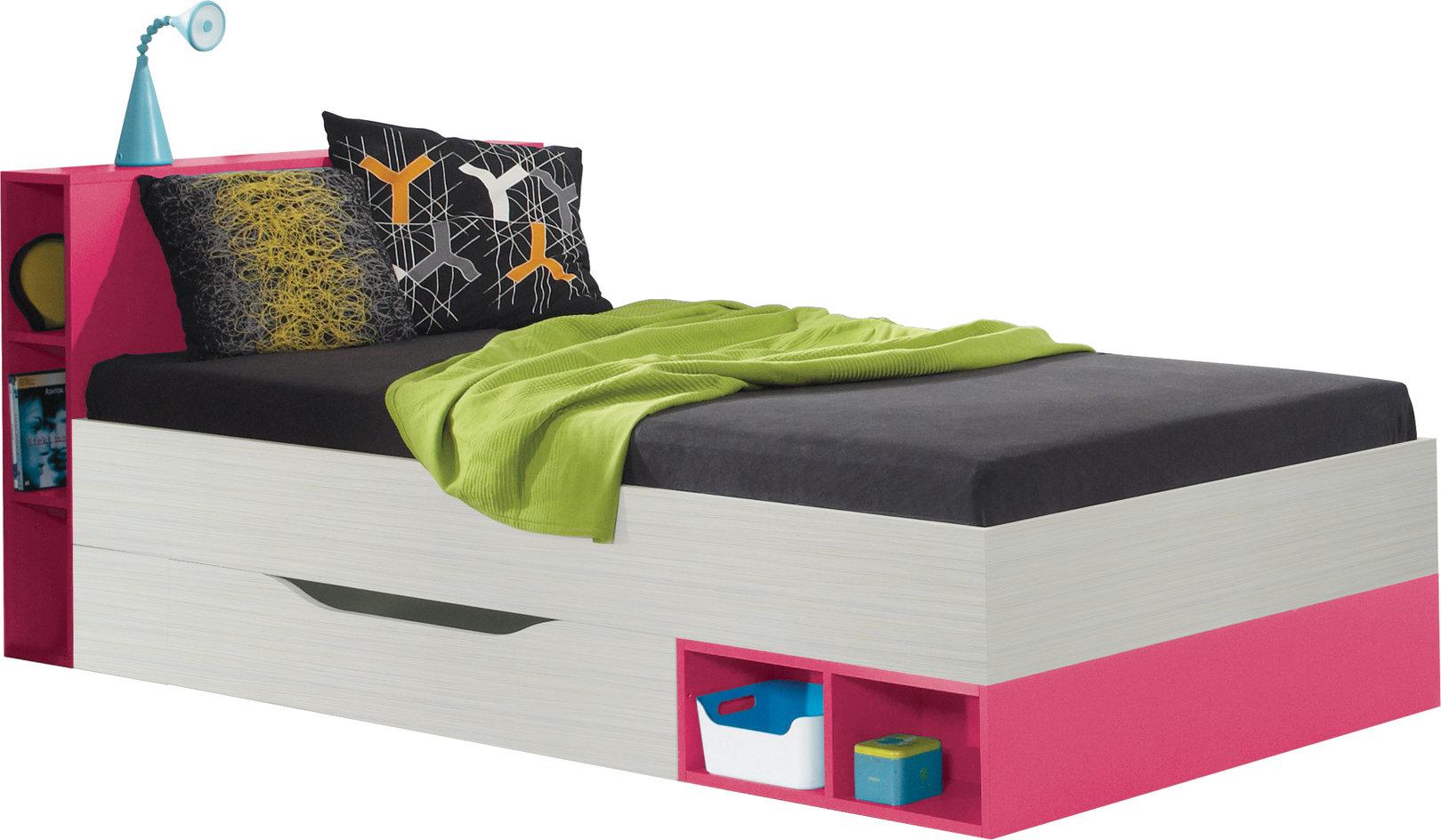 Meblar Detská posteľ Komi KM22 Farba: Ružová