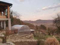 Realizácia skleník Triumf, kaskáda, 3x4 m
