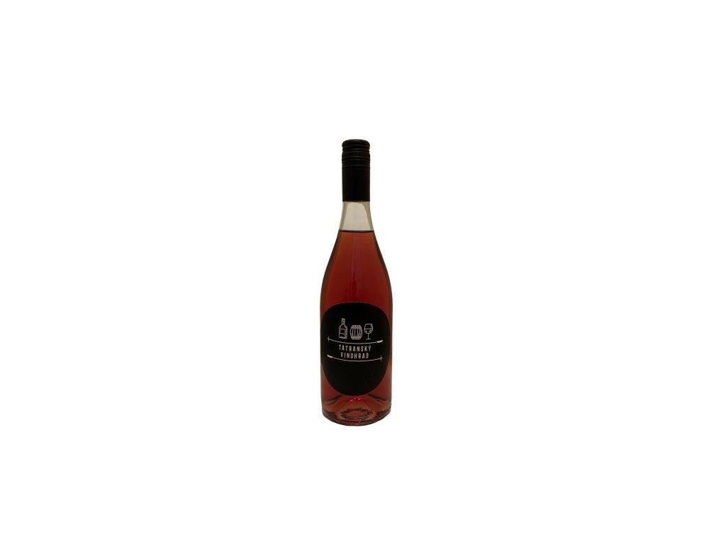 Svadobne vino frankovka modra rose
