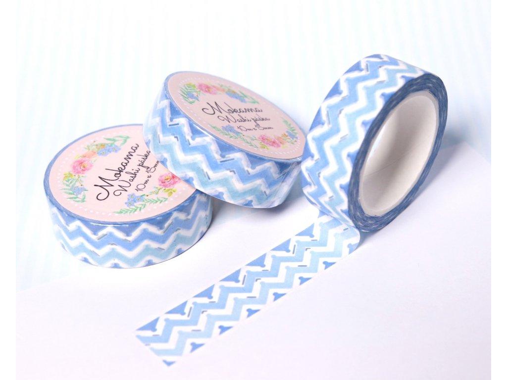 Sweet Blue Washi Páska