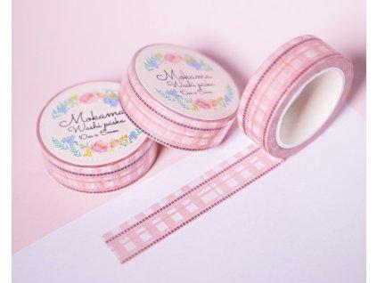Bubble Picnic Washi Páska