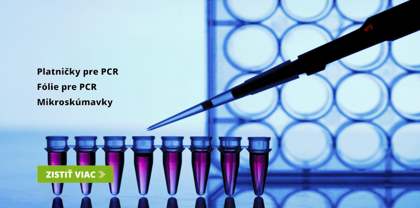 Spotrebný materiál pre molekulárnu biológiu