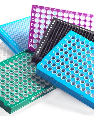 Plasty pre PCR