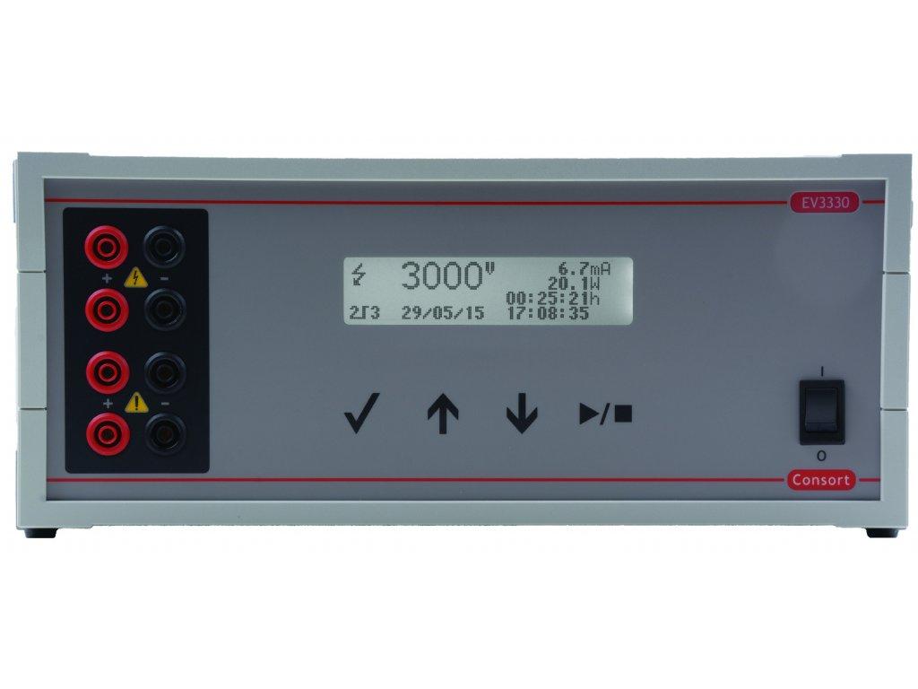 Elektroforetický zdroj EV3000