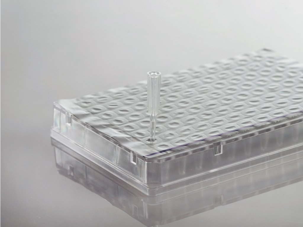 Pierce-Seal, sheets (125mm x 78mm), 100 sheets
