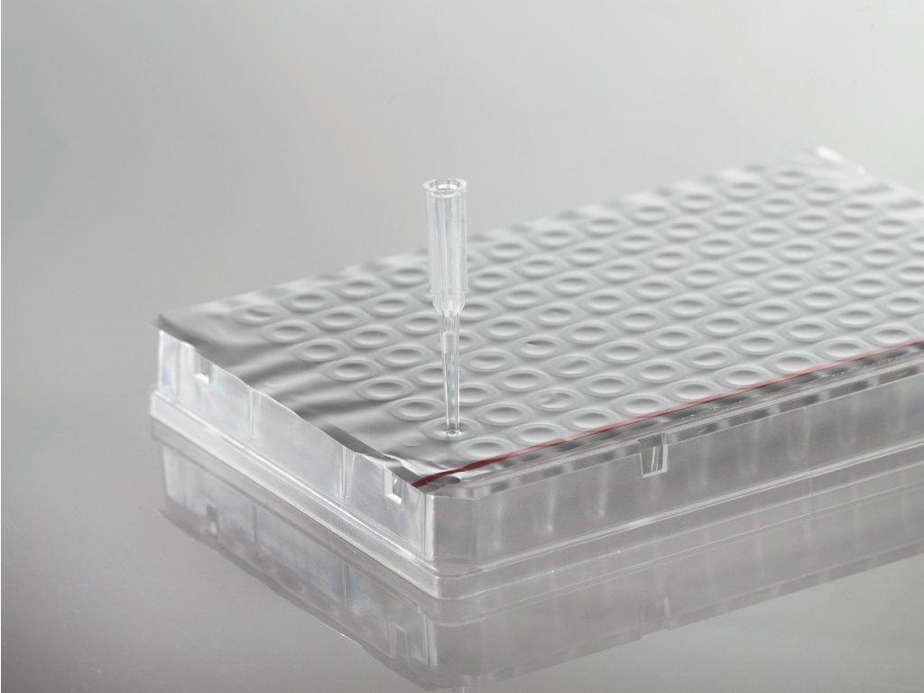 Foil-Seal, sheets (125mm x 78mm), 100 sheets
